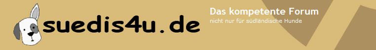 Das kompetente Forum für nicht nur Südländische Hunde